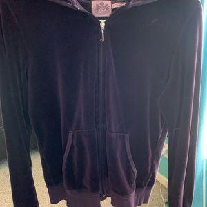 Dark Purple Juicy Couture Jacket